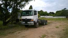 2000 Mercedes Benz 2628 Atego Truck Tractor selling complete or stripp