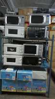 New arrival microwaves grill at affordable prices with warranty we sti