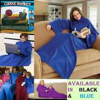 Cuddle Blanket - the Blanket with sleeves