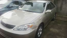 Direct tokunbo Toyota Camry 2005