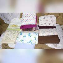 Mix and match bed sheets