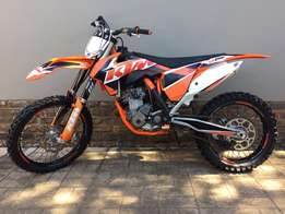 2016 KTM 250 SX-F in excellent condition BARGAIN