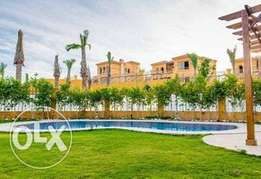 For sale villa At Gardenia Springs 820m New Cairo
