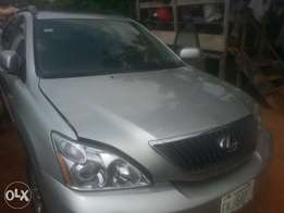 Few months used lexus rx350 08 fuloption tincan cleared