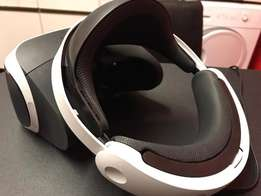 PSVR And PS4 Camera excelent condition for sale