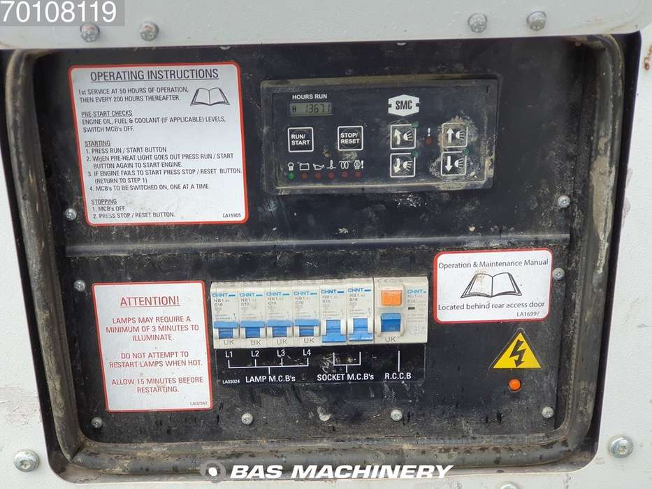 SMC TL-90 LIKE NEW - LOW HOURS - 2014 - image 9