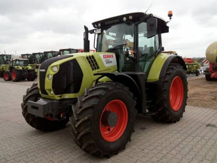Claas arion 650 cis - 2018