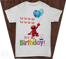 Birthday Tshirts
