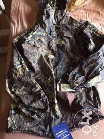 Brand new hunting clothes طقم ثياب صيد جديد