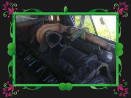 ford engin and gearbox automatic gearbox 4 speedy