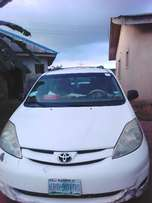 Toyota Sienna 2006 Model Naija Used