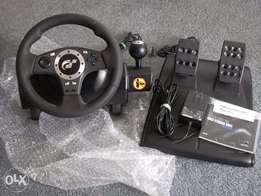 Gaming Wheel PC and PS