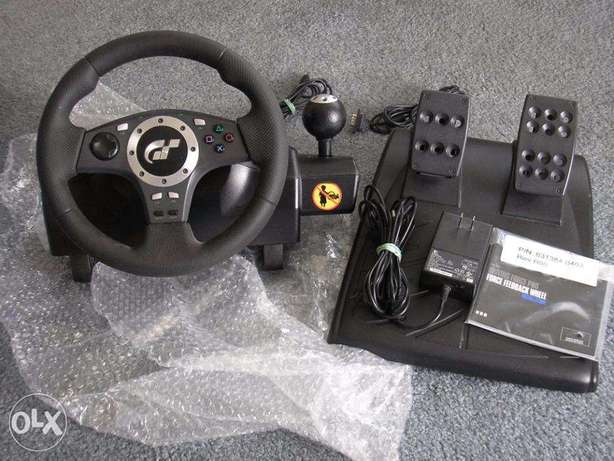 Gaming Wheel PC and PS Westlands - image 1