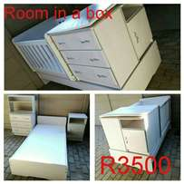 Room in a box for sale