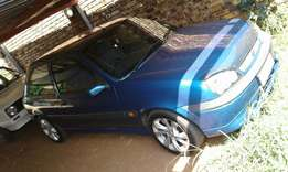Ford fiesta 1.6 rsi to buy or swop for toyota tazz 1.6 xe