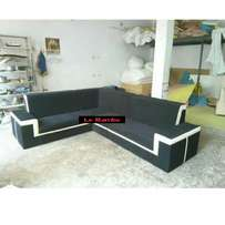 Perfect L sofa , at 750,000/- available on order,