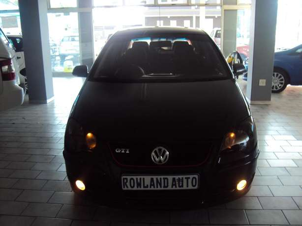 2009 VW Polo 1.4 Trendline for sell R80000 Bruma - image 2