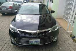 Toyota Avalon 2014 almost new sharp buy and drive