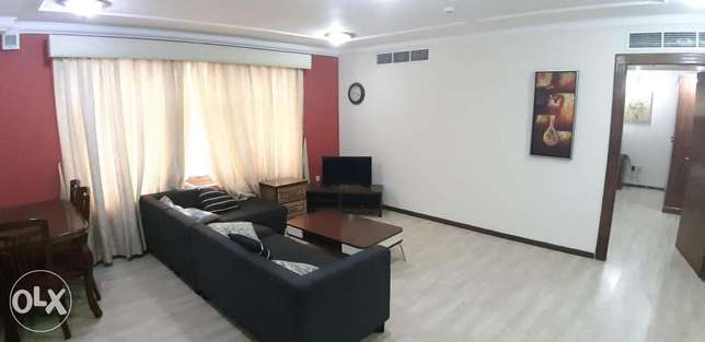 Luxury 1bhk fully furnish +including ewa apartment for rent in Juffair