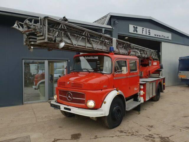 Mercedes-Benz 1519 4X2 ladders 31m - 1976