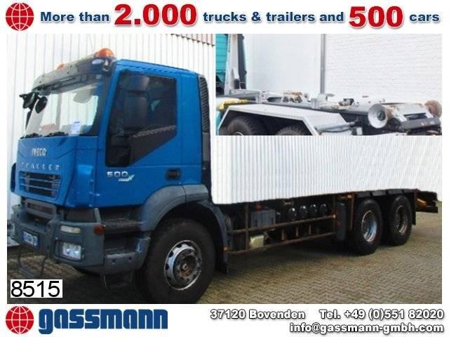 Iveco trakker ad260t50 6x4 tempomat/efh. - 2007