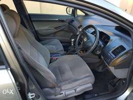 2007 Honda Civic in good condition and 100%