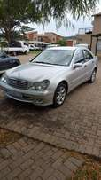 2004 C200 Benz Manual in good condition