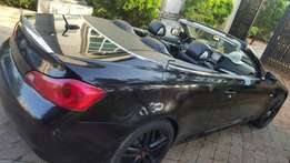 Infiniti G37sc Cabriolet Convertible 2013