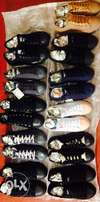 Kips collection.Brand new rubber converse shoes.