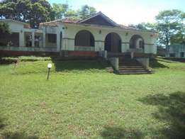 A prestigious 4 bedroom bungalow for sale in nyali.