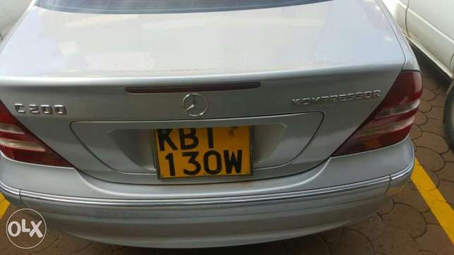 Mercedes Benz C200 for 1.2m . quick sale Muthini Estate - image 1