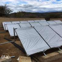 Solar water heating system installation,maintenance,troubleshooting