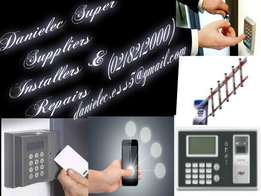 Access control systems suppliers and repairs specialists!!!