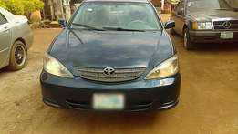 Toyota Camry (2004) Entirely Faultless