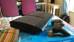 PLAY STATION 3 FOR SALE!!! incl 5 games