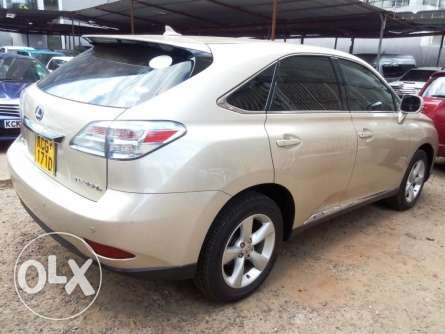 Lexus RX 450 Hybrid - 4 Wheel Drive; Sunroof Parklands - image 4