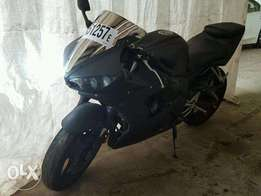 2007 Yamaha YZFR6 S power bike for sale