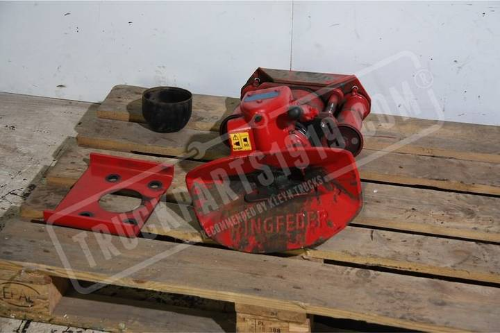 Bar ringfeder tow  for truck