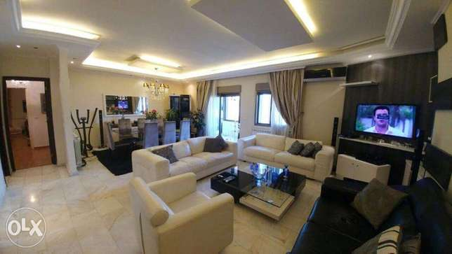 Apartment for sale Ballouneh 185m2 panoramic view