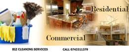 Biz Cleaning Offering multiple cleaning & maintenance services