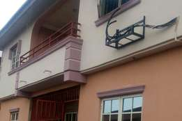 Standard Executive New Built Luxury 3bed Rooms Flat at Ajao Estate Iso