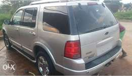 Super Clean Ford Explorer 2005 Model First Body 3 Rows Clean Engine