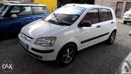 2004 Hyundai Getz in driving condition for sale