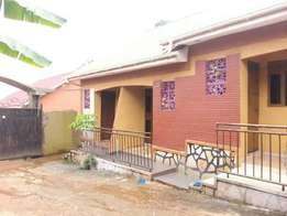 A twilight doubleroomed house for rent in mutungo at 400k