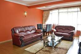Executive 2 Bedroom FURNISHED and SERVICED Apartments in Westlands