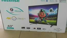"Hisense TV 43"" smart digital"