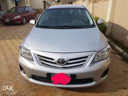 Urgent Sale must go today: Extremely Clean Corolla 2012 Model