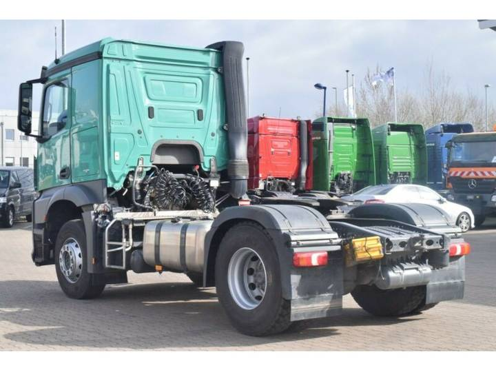 Mercedes-Benz Actros 1845 Streamspace Hydro / Leasing - 2016 - image 4