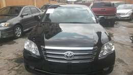 Direct Tokumbo Toyota Avalon limited 2007 accident free
