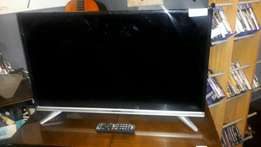 "Panasonic 32"" TV with remote"